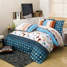 Bed Sets For Boy Boy Duvet Covers Twin Soccer Bedding For Kids Luxury Childrens