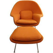 viyet designer furniture seating knoll womb chair and ottoman