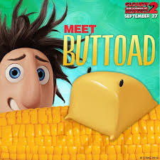 buttoad cloudy chance meatballs 2 screen