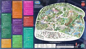 Utc Parking Map Does Anyone Have A Good Six Flags Great America Map Theme Park