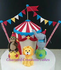 circus cake toppers circus birthday party edible cake decorations birthday wikii