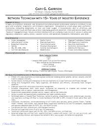 Resume Templates That Stand Out Telecommunication Technician Resume Template Bongdaao Com