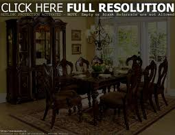 furniture astounding formal dining room table set chairs cherry
