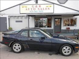 1987 porsche 944 sale 1987 porsche 944 for sale carsforsale com