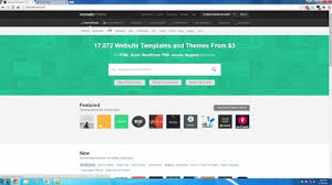 templates for website free download in php how to download almost any premium website template youtube