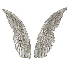 Wings Wall Decor Angel Wings Wall Decor Set Of Two Home Decor Pinterest
