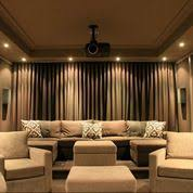 ideas for converting garage into a budget friendly home theatre