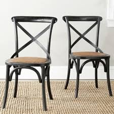 X Back Bistro Chair Top Product Reviews For Nelson Industrial Modern Rustic Cross Back