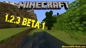 minecraf pe apk minecraft pe beta 1 2 9 1 2 3 1 2 0 for android ios