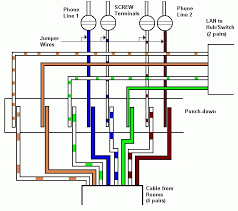 rj14 jack wiring diagram wiring diagrams