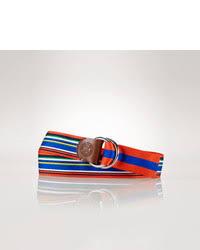 ribbon belt polo ralph reversible striped ribbon belt where to buy