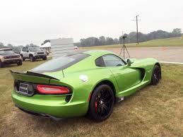 Dodge Viper Green - dodge closes viper orders to assess how many are left kutv