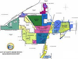Florida City Map City Map Michael Joseph For Nmb Council Seat 3