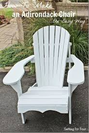 Diy Wooden Deck Chairs by 61 Best Adirondack Chairs Images On Pinterest Adirondack Chairs