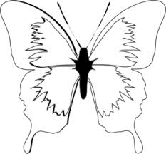 butterfly black and white butterfly clipart black and white free 3