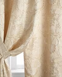 Cream Silk Drapes Luxury Curtains U0026 Curtain Hardware At Neiman Marcus