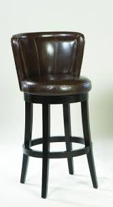 leather oak bar stool foter