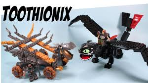train dragon 2 ionix giant toothless battle