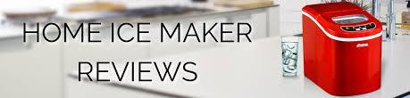 Luma Comfort Im200ss Reviews Table Top Ice Maker Reviews Home Ice Maker Reviews