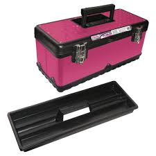 Tool Box The Original Pink Box Pink 20 Inch Tool Box