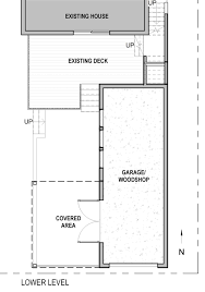 garage floor plans with workshop adus and studios u2014 polyphon architecture u0026 design llc a