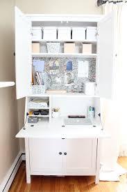 Tall Narrow Secretary Desk by Secretary Desk With Hutch Ikea Decorative Desk Decoration