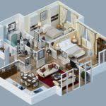 Layout Apartment Overheard Large Apartment Layout 19 U2013 Alanya Homes