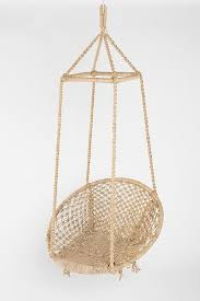 seating fes swing chair i urban outfitters jute swing chair