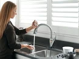 touch kitchen sink faucet touch sink faucet cool faucets and sinks no touch sink faucet