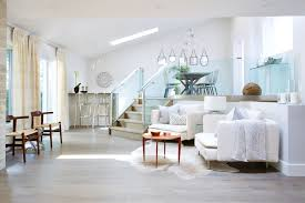 All White Living Room by Gray And Red Living Room Interior Design Contemporary Decorating