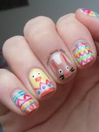 cute easy easter nail designs choice image nail art designs