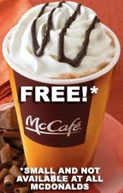 Coffee Mcd mccafe tokyo five