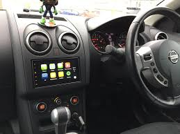 nissan qashqai map update carplay installs pioneer sph da120 in an nissan qashqai u2013 carplay