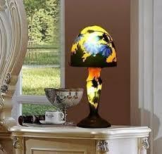 Antique Double Desk Lamp Galle Table Lamp Foter