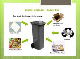 disposal of kitchen knives bio waste management and handling 1998