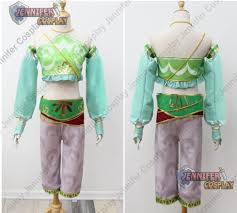 zelda halloween costumes the legend of zelda breath of the wild gerudo cosplay costume with