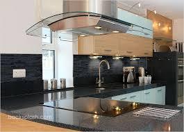black backsplash in kitchen back splashes for kitchens black glass tile kitchen backsplash