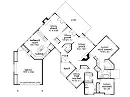 u shaped house plans ireland irish house designs dormer house