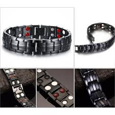 magnetic bracelet tool images Stainless steel magnetic therapy bracelet optional extra links jpg
