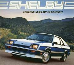 1980s dodge cars four links shelby s dodges mccahill s hemmings daily