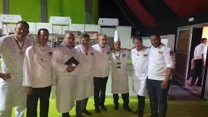 Toc De Cuisine - chef khaled en compétition de toc maroc cuisine du monde