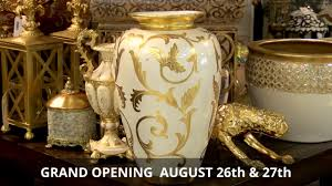 World of Decor Chino Hills CA Grand Opening Auction Event Aug 26