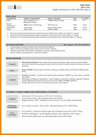Best Resume Usa by 5 Best Resumes For Freshers Catering Resume