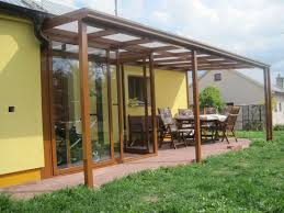 Veranda En Alu Aluminium Porch And Extension Stara Tura Pifema S R O