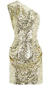 look loves warehouse u0027s sequin gold party dress look
