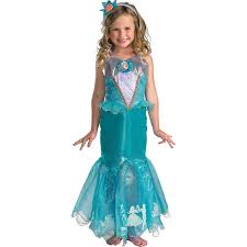 Ariel Mermaid Halloween Costume Kids Ariel Costumes Halloween Costumes Official Costumes