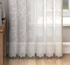 Rooster Lace Curtains by Lace Curtain Lengths Decorate The House With Beautiful Curtains