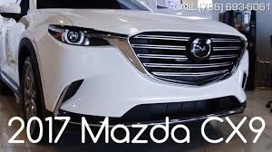 mazda cx 9 2017 mazda cx 9 youtube