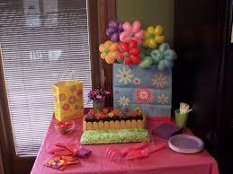 gumdrop flower garden cake kids activities saving money home