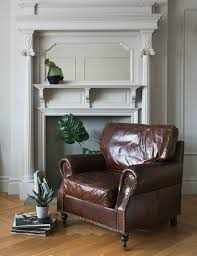 Leather Chair Design Distressed Leather Chair Design U2014 Home Ideas Collection Helpful